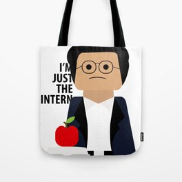 I'm Just the Intern Geek Tote Bag