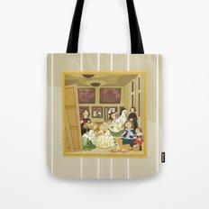 The Maids of Honour by Velázquez (Las Meninas)  Tote Bag