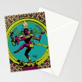 Natraj Dance Stationery Cards