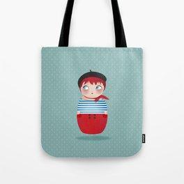 KOKESHI-PARISIAN Tote Bag