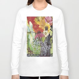 Exterior Decorator Long Sleeve T-shirt