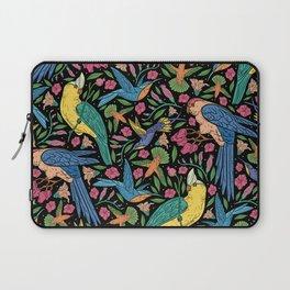 Parrots and Hummingbirds I Laptop Sleeve