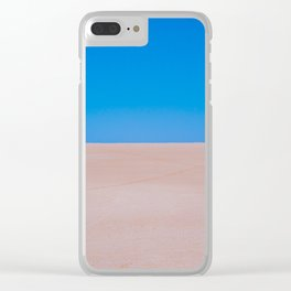 Lake Torrens Clear iPhone Case