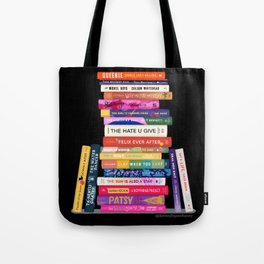 Black Authored Books Tote Bag