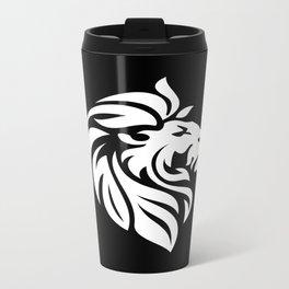 King Lion Metal Travel Mug