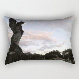 a brisbane cemetary Rectangular Pillow