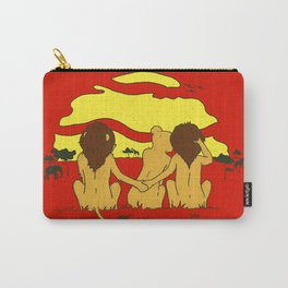 Ballads of Extinction Carry-All Pouch