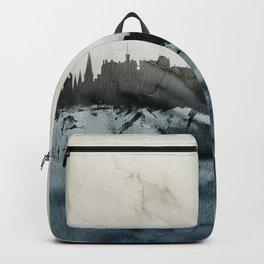 Edinburgh Scotland Skyline Backpack
