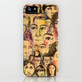 One in the Same iPhone Case