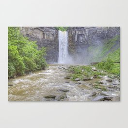 Taughannock Falls, Ithaca, NY Canvas Print