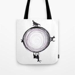 Marauders Moon II Tote Bag