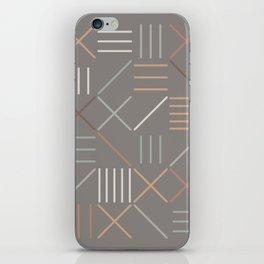 Geometric Shapes 06 iPhone Skin