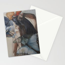 Earth Angels Stationery Cards