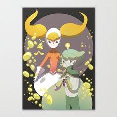 Kaiba Canvas Print