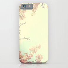Lovely Flowers in the Sky  iPhone 6s Slim Case