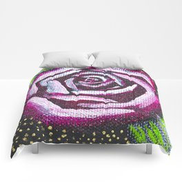 Glamour Rose - Mazuir Ross Comforters