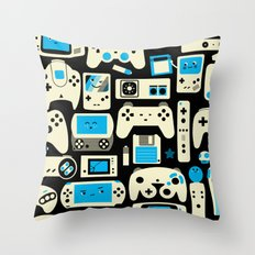 AXOR Heroes - Love For Games Duotone Throw Pillow