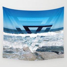 Ocean Serenity  Wall Tapestry