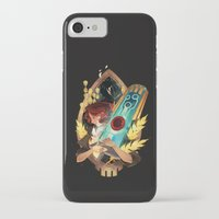 transistor iPhone & iPod Cases featuring Like It's Written in the Stars - Transistor by Stephanie Kao