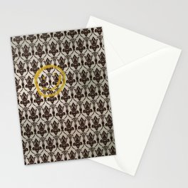Sherlock Wallpaper Light Stationery Cards