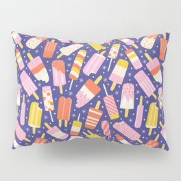 Popsicles Pillow Sham