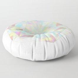 Milky White Opal Floor Pillow