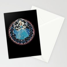 Paper fairytale window Stationery Cards