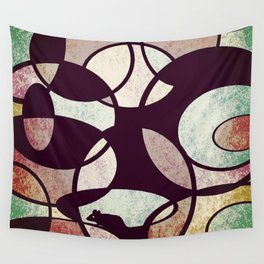 Bubble and Squeak Wall Tapestry