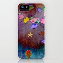 Hazy iPhone Case