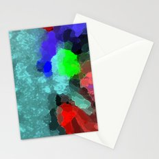 Ink Under Ice Stationery Cards
