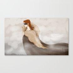 Dragonborn Canvas Print