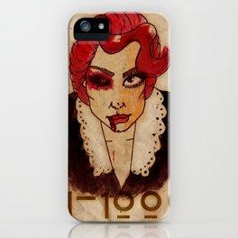 M-1000 iPhone Case