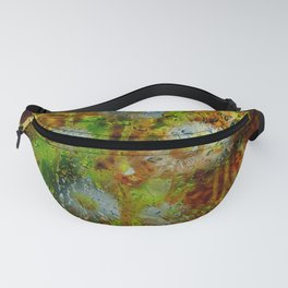 Concept abstract : Dandelion / Pusteblume Fanny Pack
