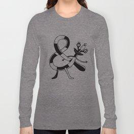 Ampersand Oblina Long Sleeve T-shirt