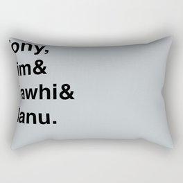 San Antonio Spurs Rectangular Pillow