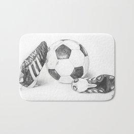 Football Bath Mat