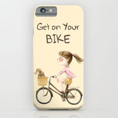 Get on Your Bike iPhone 6s Slim Case