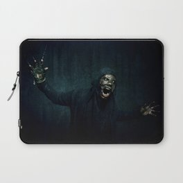 Boogie Horror: Mirror Mask - Attack! Laptop Sleeve
