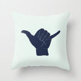 Shaka Throw Pillow
