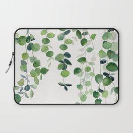 Eucalyptus Watercolor 2  Laptop Sleeve