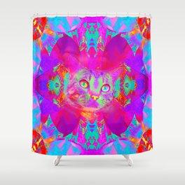 Briah-Lady Jasmine Shower Curtain