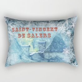 Givre Rectangular Pillow