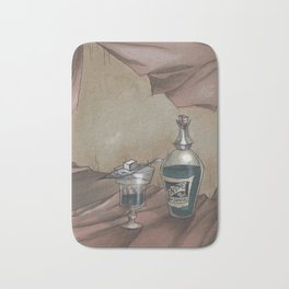 Absinthe Bath Mat