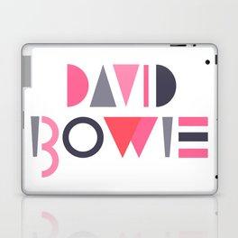 Memphis Bowie Laptop & iPad Skin