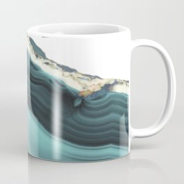 Sea Agate Coffee Mug