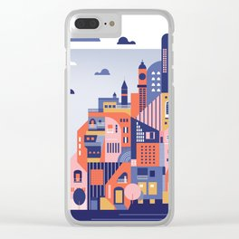 island of burano Clear iPhone Case