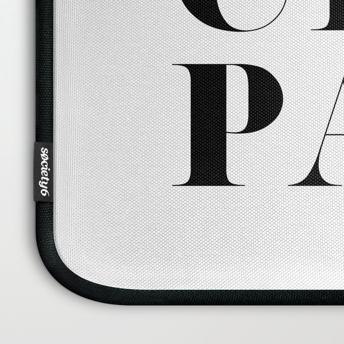 Pop the Champagne Laptop Sleeve