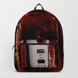 Old Gas Pump Backpack