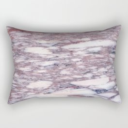 Marble Rosa Norvegia Rectangular Pillow