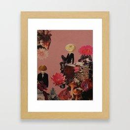 Amanita Citrina Framed Art Print